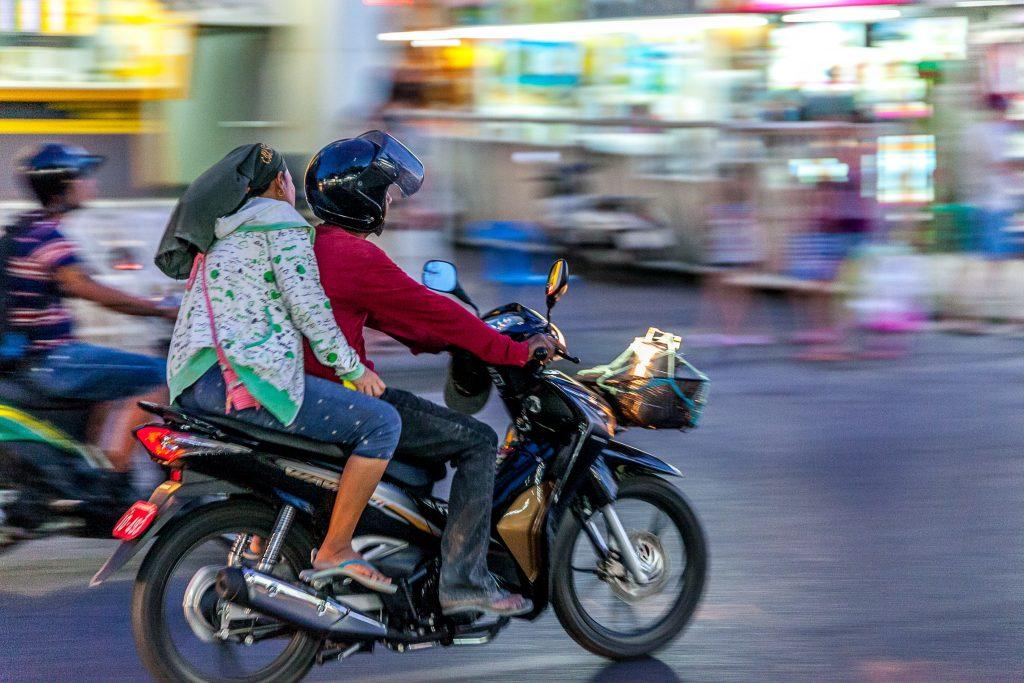 мотобайк Паттайя Таиланд
