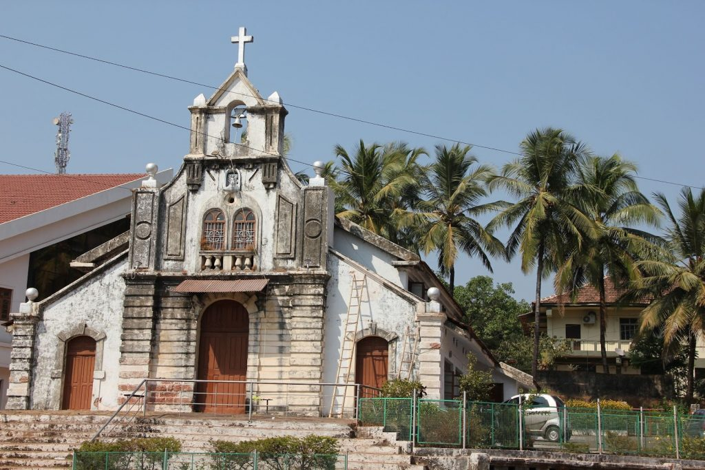 Часовня Святого Себастьяна в Маргао Гоа