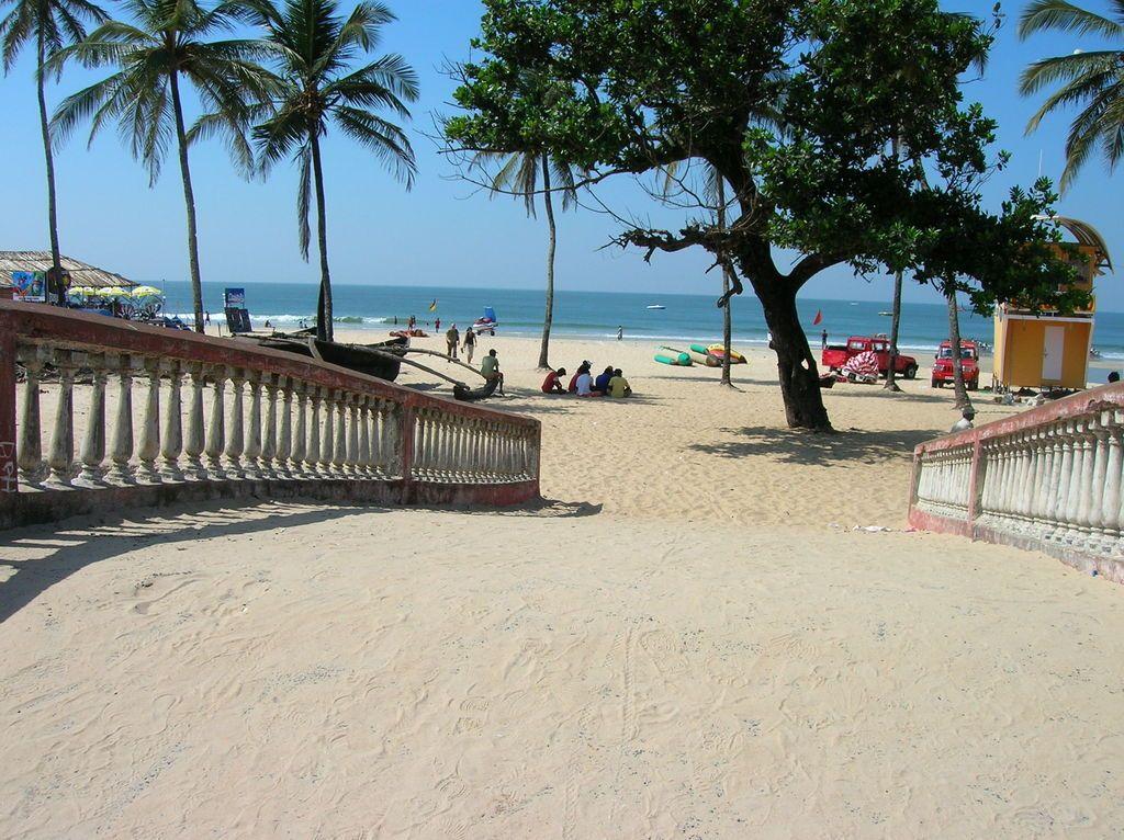 Пляж Кольва Гоа