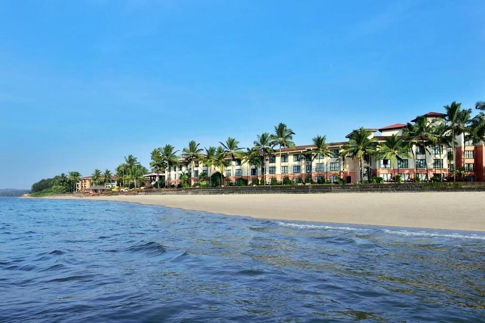 Пляж Панаджи Гоа
