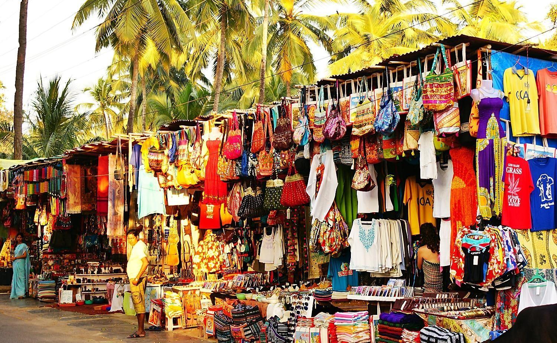 рынки Гоа