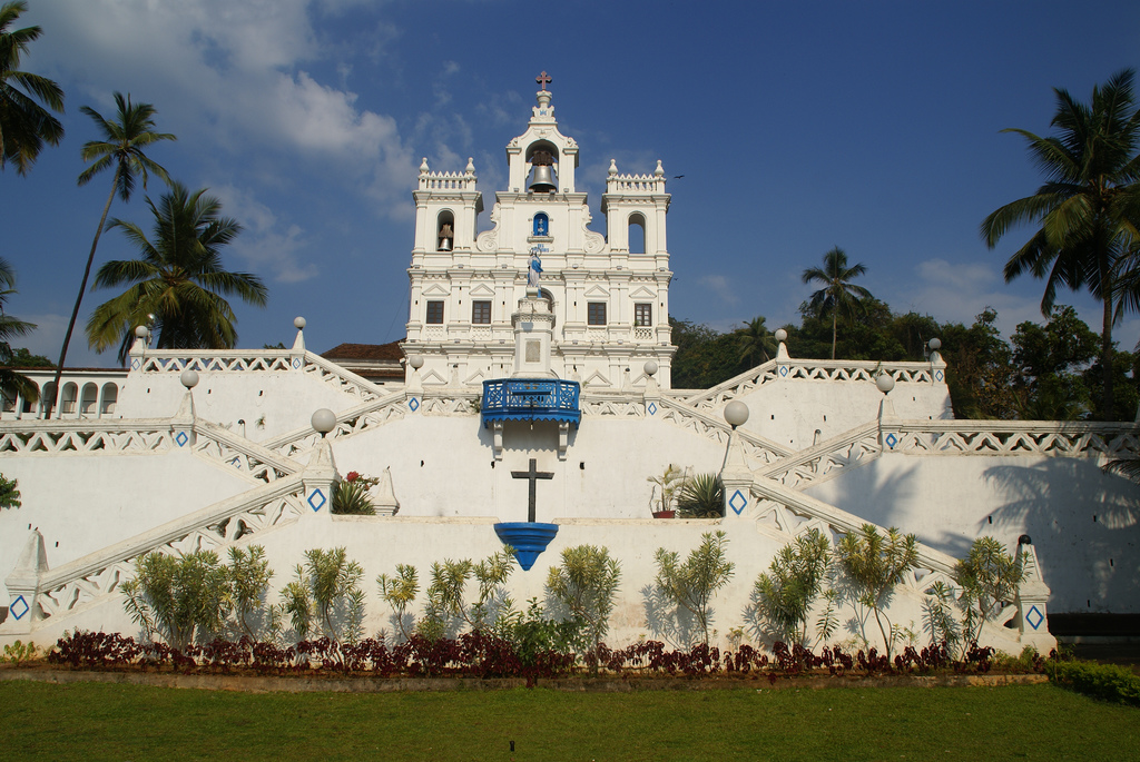 Церковь непорочного зачатия Девы Марии Гоа